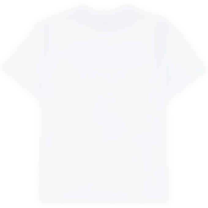 MSGM - Cupid Box Logo T-Shirt - White