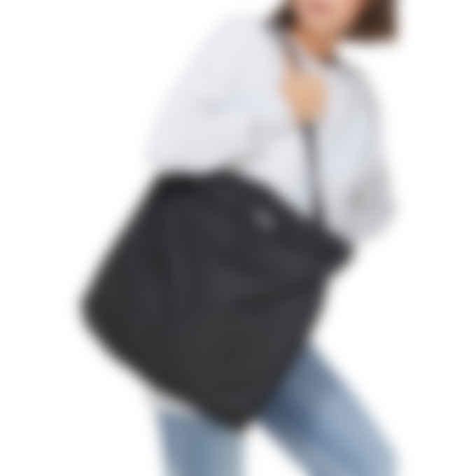 MSGM - Micro Logo Shopper - Black