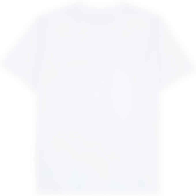 MSGM - Small Chest Logo T-Shirt - White