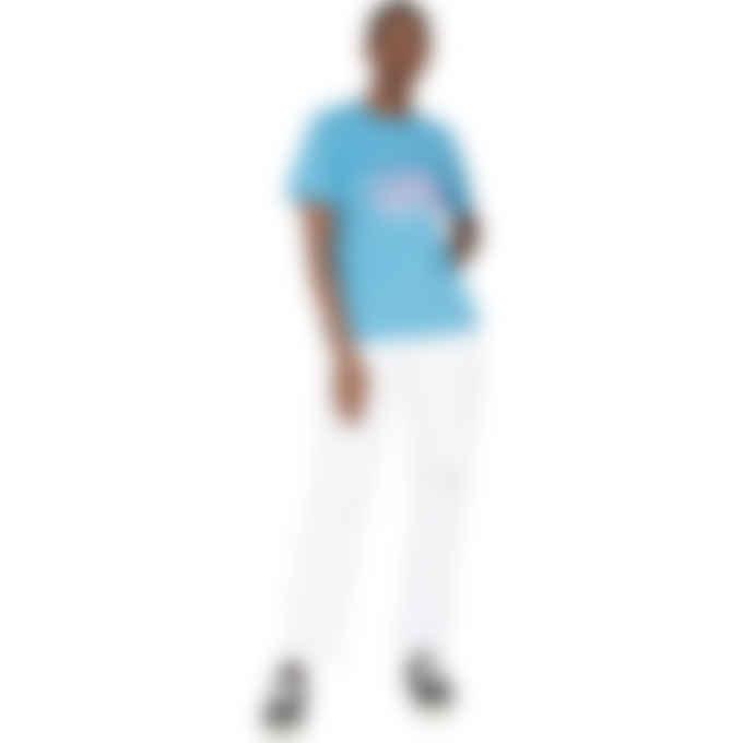 MSGM - Scenic Monkey T-Shirt - Turquoise