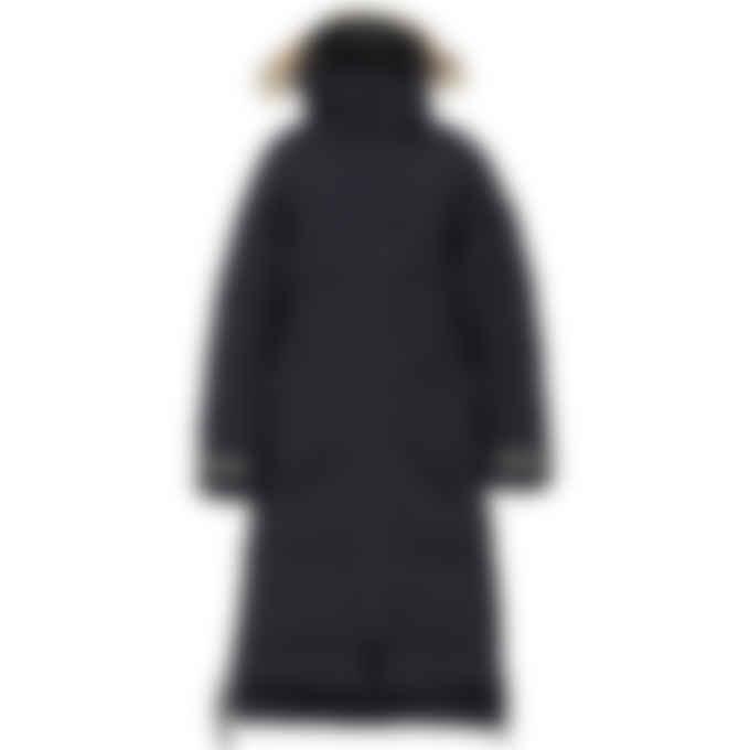 Canada Goose - Black Label Aldridge Parkas - Navy