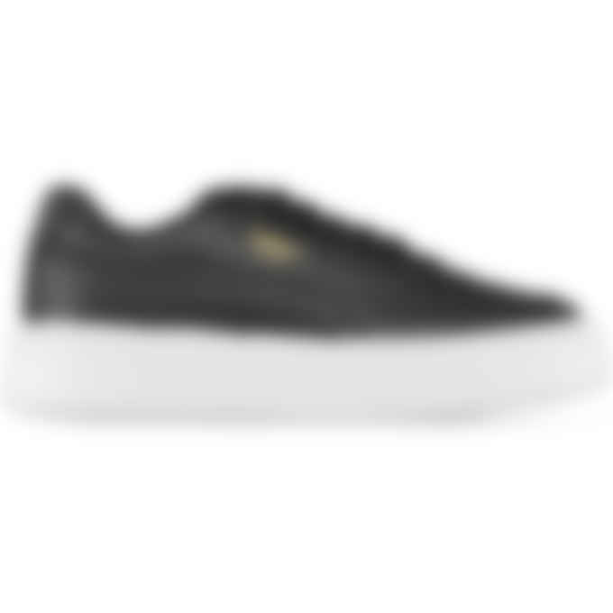 Puma - Oslo Maja - Puma Black/Puma Team Gold