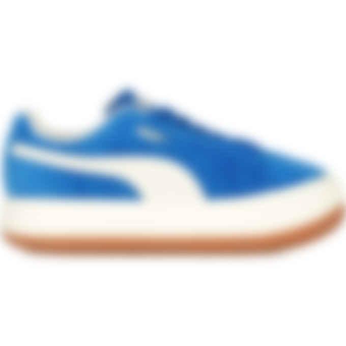 Puma - Suede Mayu Up - Lapis Blue/Marshmallow/Gum