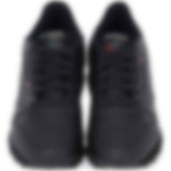 Reebok - Classic Leather - Intense Black