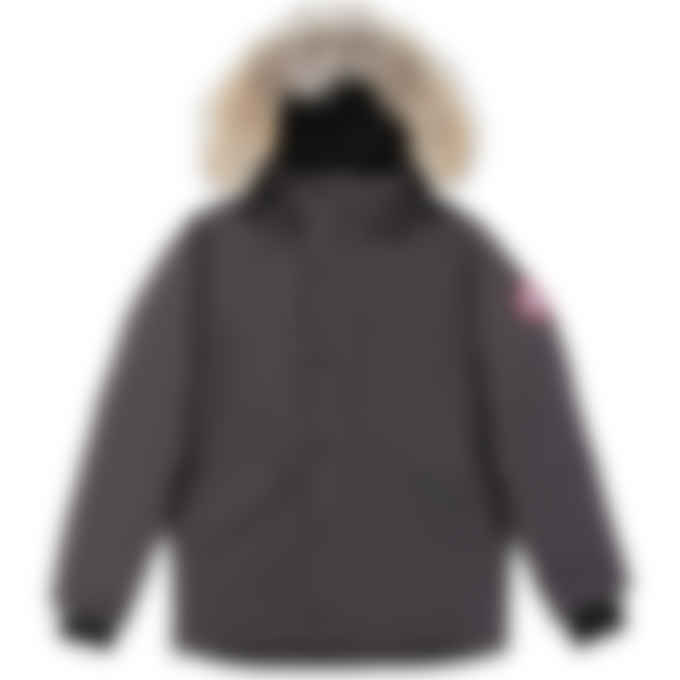 Canada Goose - Youth Logan Parka - Graphite