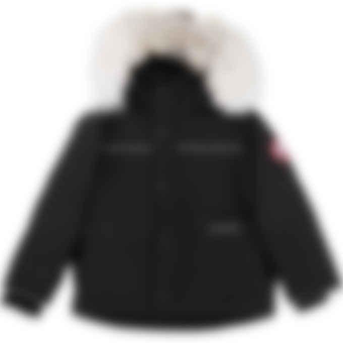 Canada Goose - Kids Lynx Parka - Black