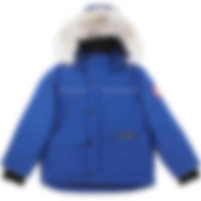 Canada Goose - Kids Lynx Parka - Pacific Blue