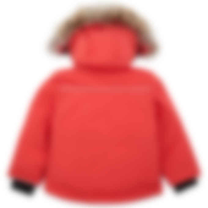 Canada Goose - Kids Lynx Parka - Red