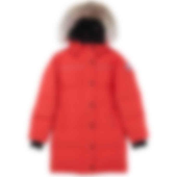 Canada Goose - Youth Juniper Parka - Red