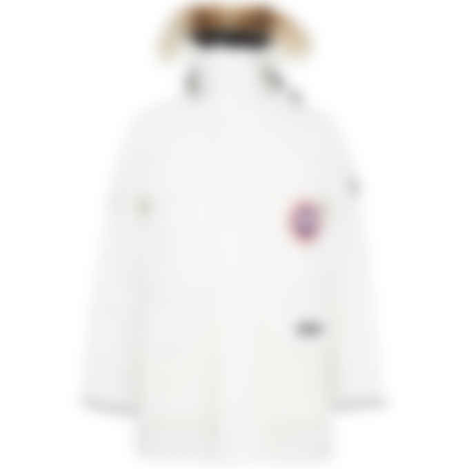 Canada Goose - Expedition Parka - North Star White
