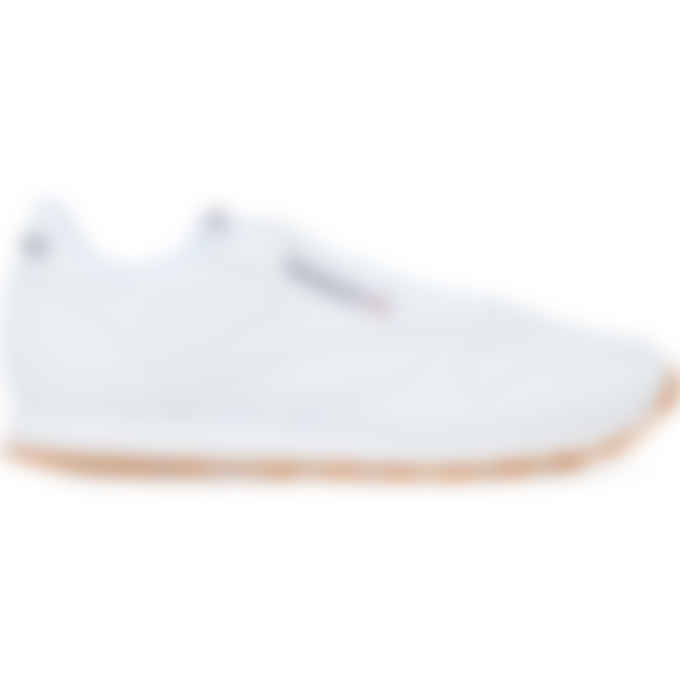Reebok - Classic Leather - White/Gum