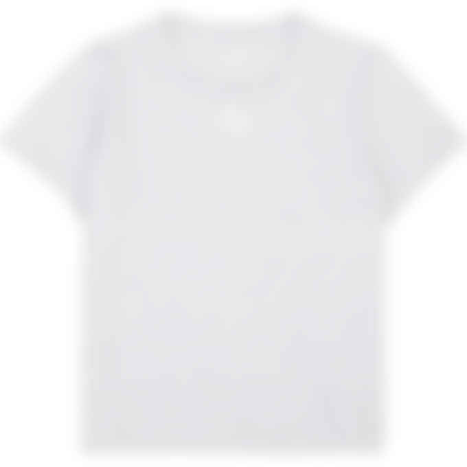 alexanderwang.t - Foundation Shrunken Logo T-Shirt - Light Heather Grey