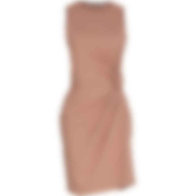 alexanderwang.t - Heavy Soft Jersey Fitted Tank Dress - Pink