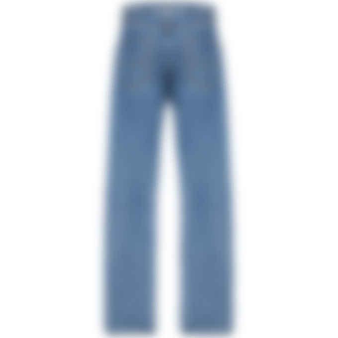 Levis - 501 Original Fit Jeans - Medium Stonewash