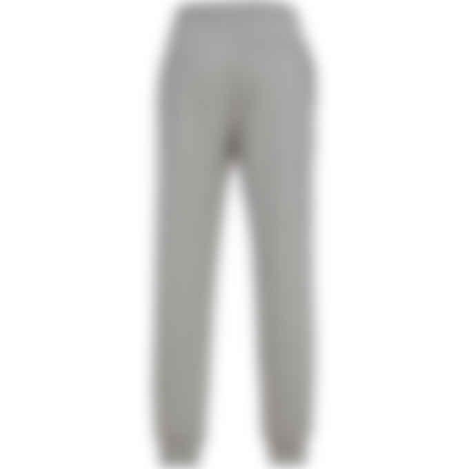 Puma - Classic Cuffed Sweatpants - Medium Grey Heather