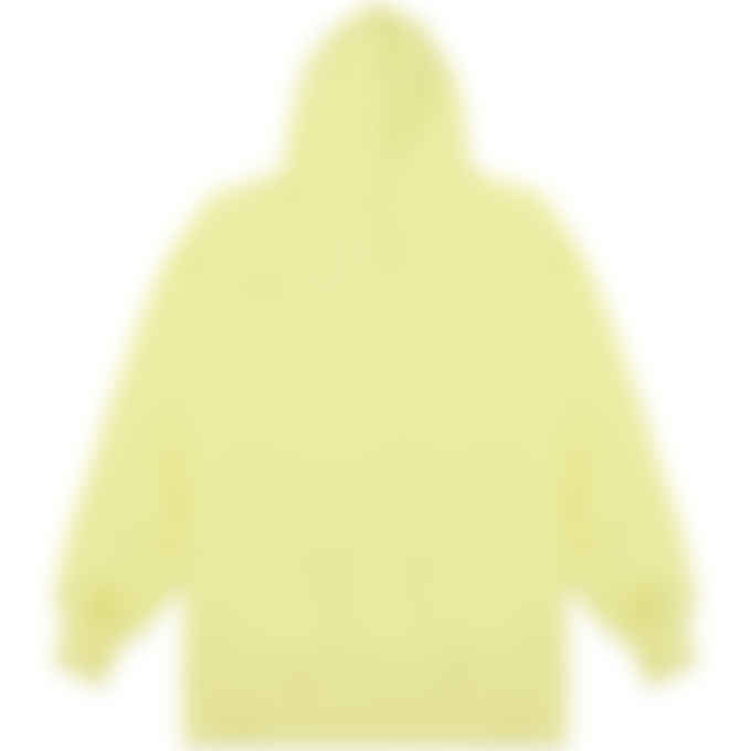 Puma - Classic Oversized Hoodie - Yellow Pear