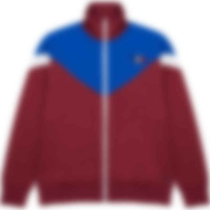 Puma - Puma x Maison Kitsune MCS Track Jacket - Rhododendron