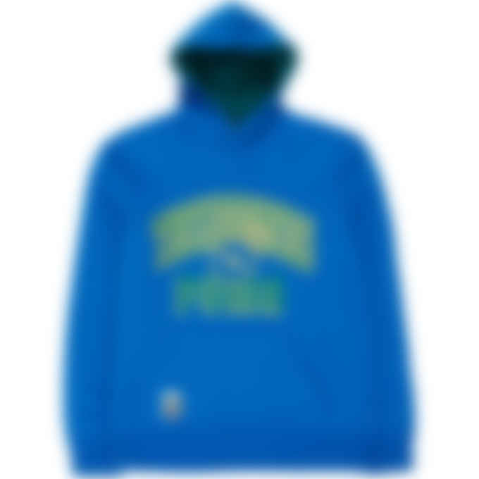 Puma - Puma x The Hundreds Reversible Hoodie - Olympian Blue