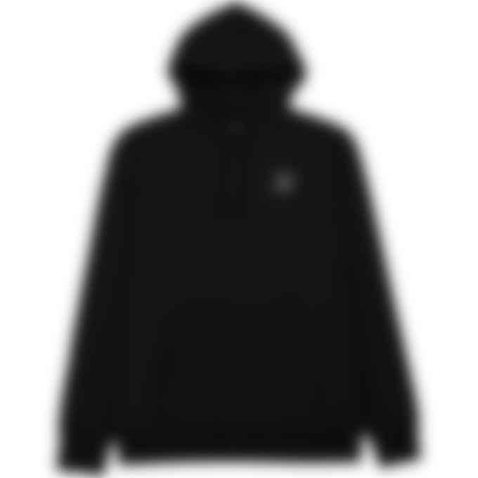 Puma - Classic Embroidered Hoodie - Puma Black