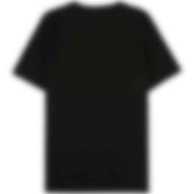 Puma - Classic Embroidered T-Shirt - Puma Black