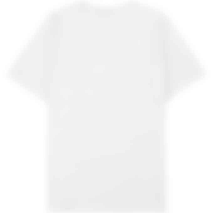 Puma - Classic Embroidered T-Shirt - Puma White