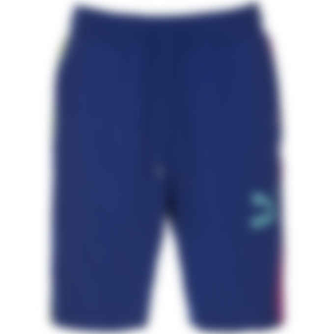 Puma - Iconic T7 Jersey Short - Elektro Blue