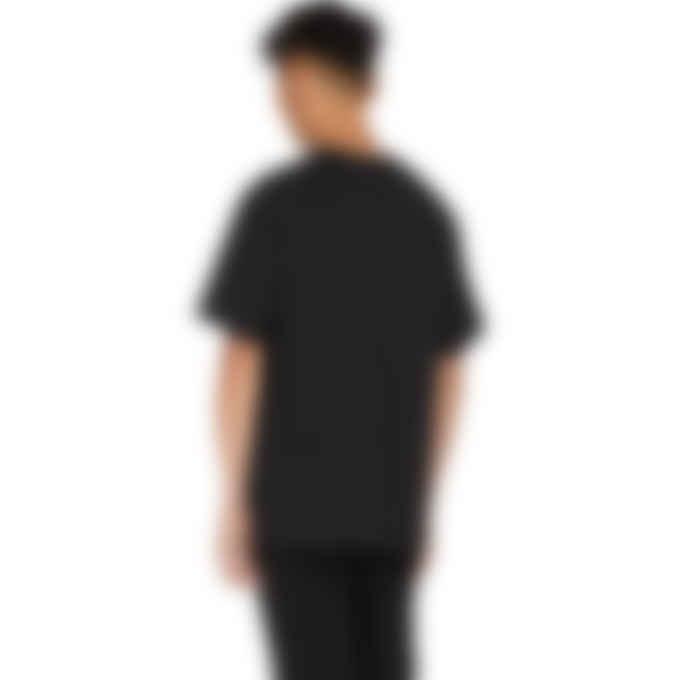 Alexander Wang - Perfume Bottle Logo T-Shirt - Black