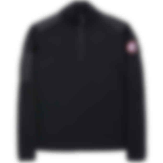 Canada Goose - Stormont 1/4 Zip Sweater - Black