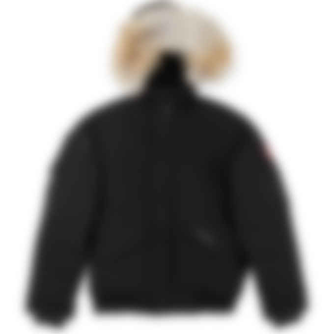 Canada Goose - Youth Rundle Bomber - Black