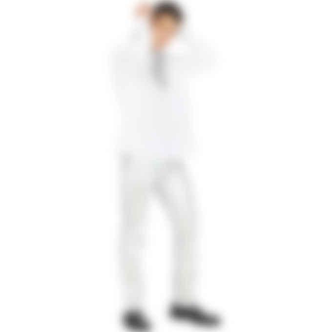 1017 ALYX 9SM - Foil Six Pocket Jeans - Silver