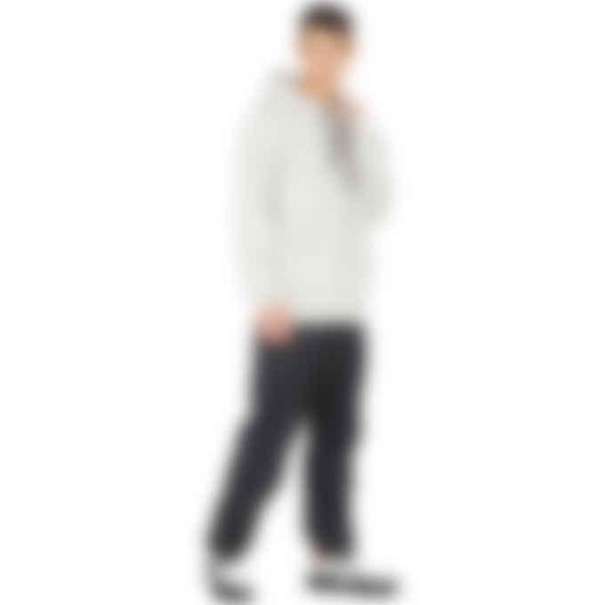 1017 ALYX 9SM - Insert Logo Print Hoodie - Bone