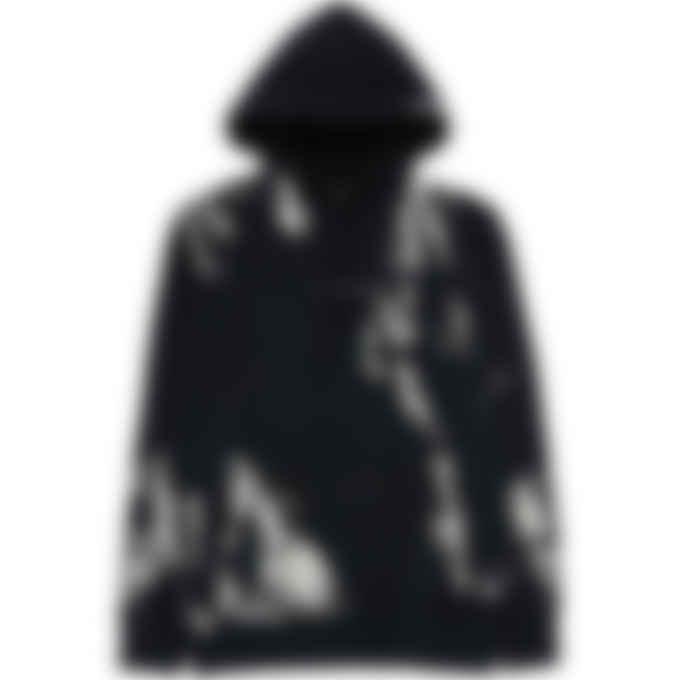 1017 ALYX 9SM - Treated Logo Hoodie - Black/Treatment