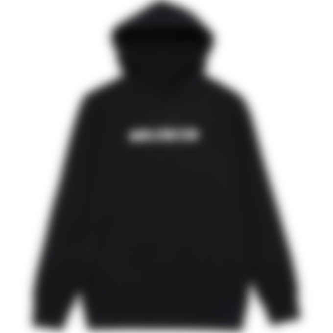 1017 ALYX 9SM - Mirror Logo Graphic Hoodie - Black