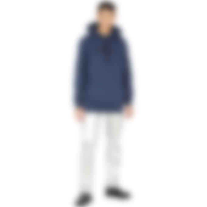 1017 ALYX 9SM - Mirrored Logo Hoodie - Blue