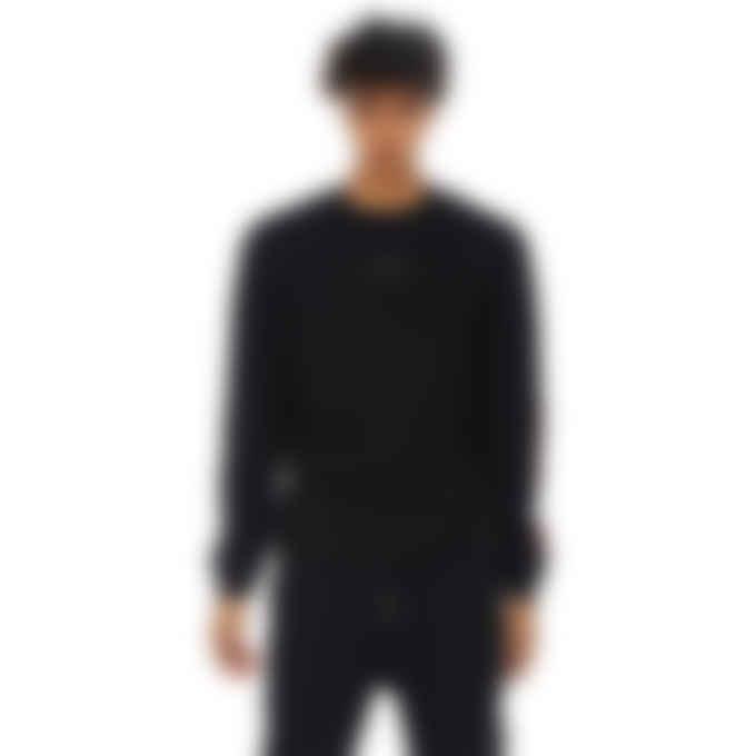 1017 ALYX 9SM - Sphere Logo Long Sleeve T-Shirt - Black