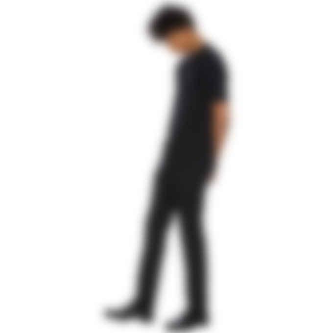 1017 ALYX 9SM - Mirrored Logo T-Shirt - Black