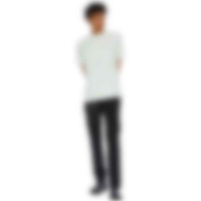 1017 ALYX 9SM - Insert Double Logo T-Shirt - Light Ghost Green