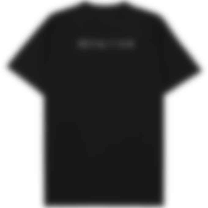 1017 ALYX 9SM - Mirrored Logo T-Shirt - Black/White