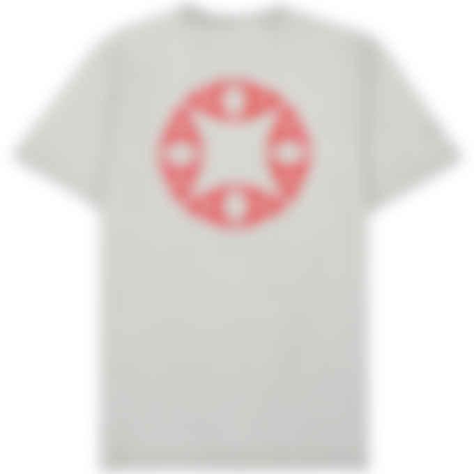 1017 ALYX 9SM - 'A' Cube Chain T-Shirt - Bone