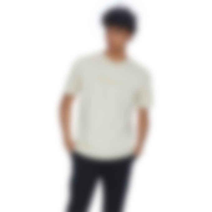 1017 ALYX 9SM - Mirrored Logo T-Shirt - Light Tan