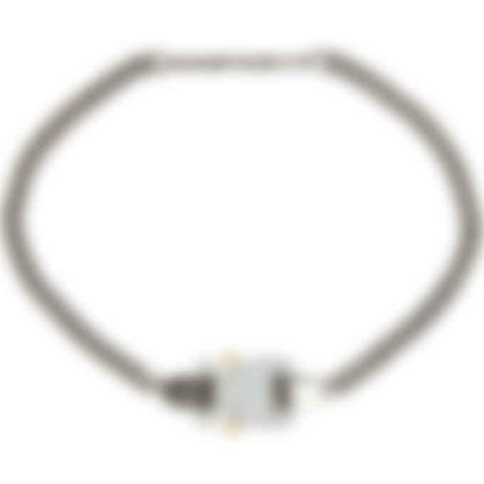 1017 ALYX 9SM - Buckle Necklace - Silver