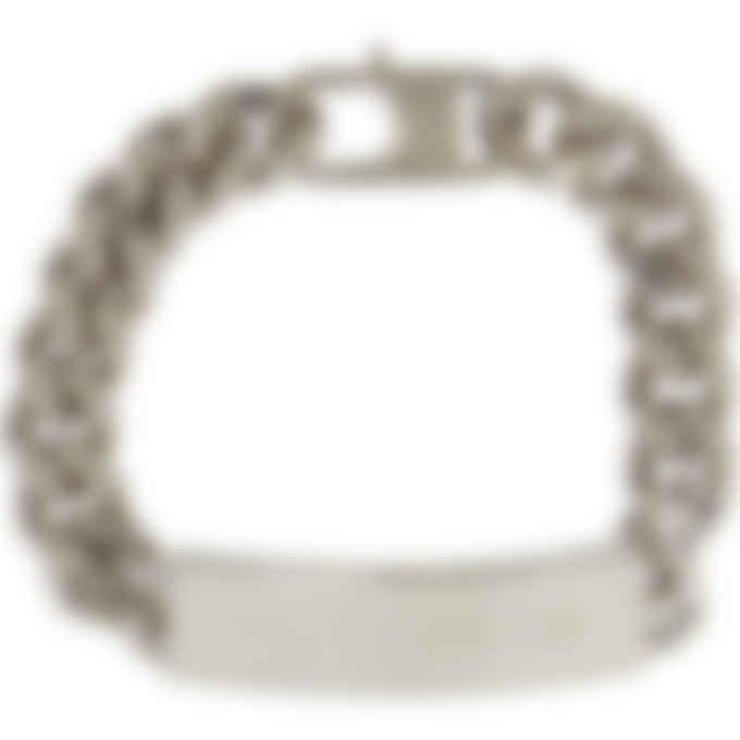1017 ALYX 9SM - ID Bracelet - Silver