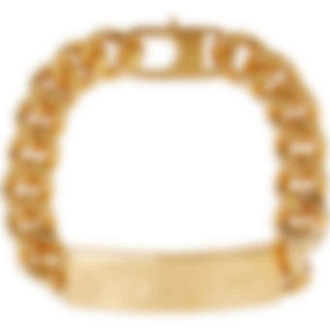 1017 ALYX 9SM - ID Bracelet - Gold