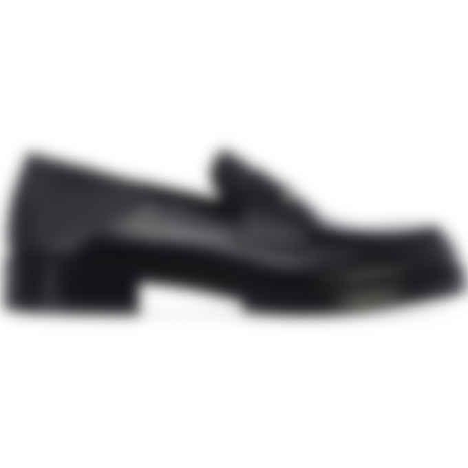 1017 ALYX 9SM - Logo Slip On Loafers - Black