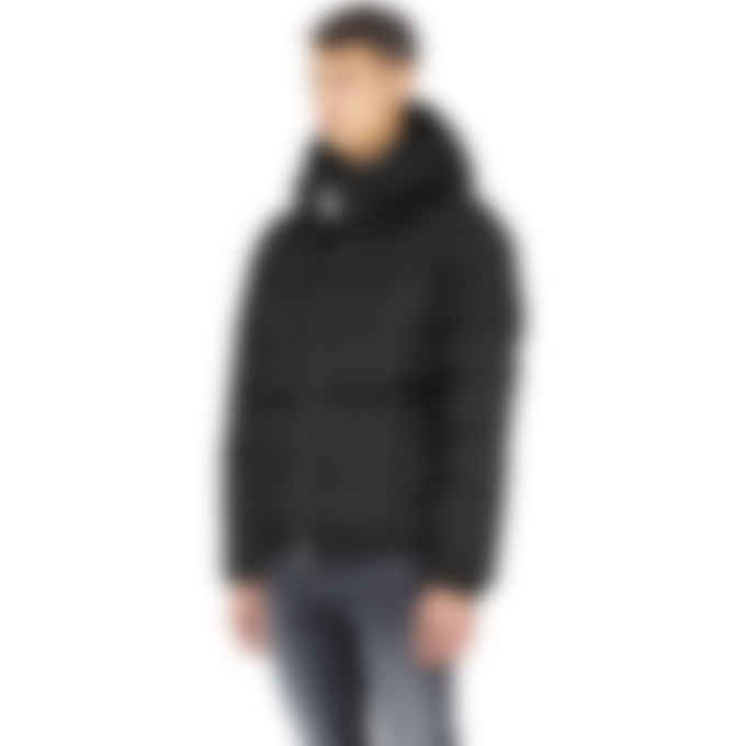 1017 ALYX 9SM - Hooded Puffer Jacket - Black