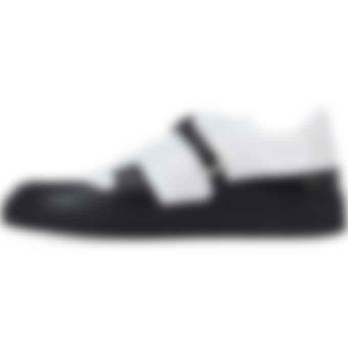 1017 ALYX 9SM - Buckle Low Sneaker - White/Black