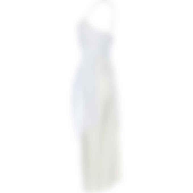 1017 ALYX 9SM - Foulard Formal Midi Dress - White
