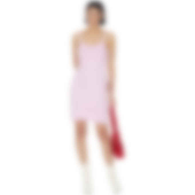 1017 ALYX 9SM - Knit Disco Dress - Pink