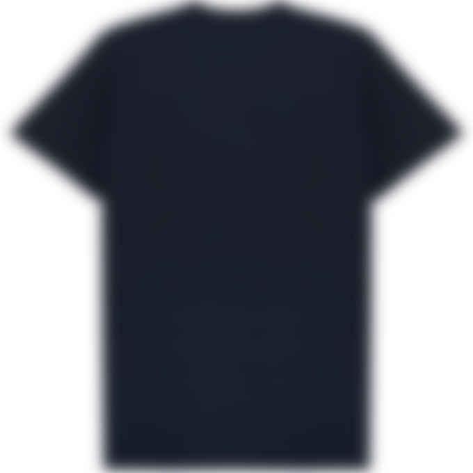 Maison Kitsuné - Palais Royal Classic T-Shirt - Navy