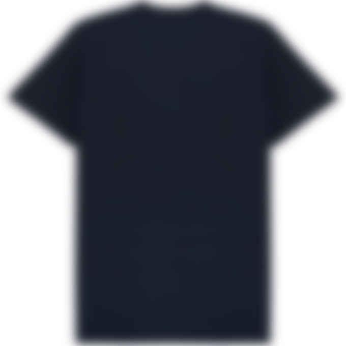 Maison Kitsuné - Handwriting Classic T-Shirt - Navy